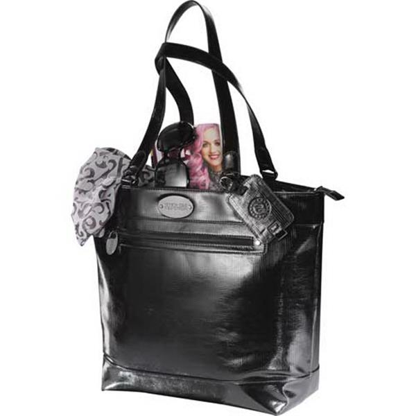 Kenneth Cole (r) - Computer Tote Made Of Textured Vinyl Photo