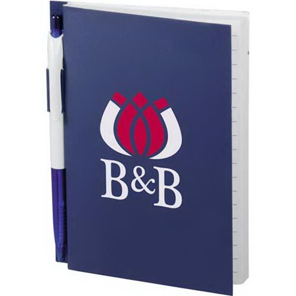 Baldwin - Paperback Bound Notebook With 100 Ruled Pages Photo