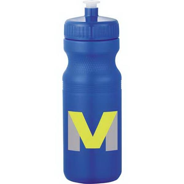Easy Squeezy - Recycled Plastic Sports Bottle, 28 Oz Photo