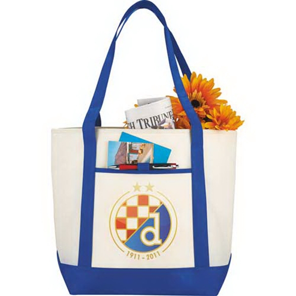 Li'l Shopper - Tote Bag With Large Open Main Compartment Photo