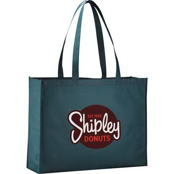 Li'l Shopper - Shopper Tote Bag With Open Main Compartment Photo