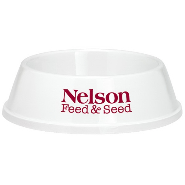 Medium Pet Bowl. 16 Oz Capacity Photo