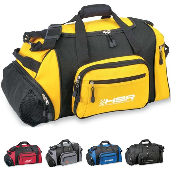 Exodus - Versatile Sport Bag With A Removable, Insulated Cooler Made Of 600 Denier Polyester Photo