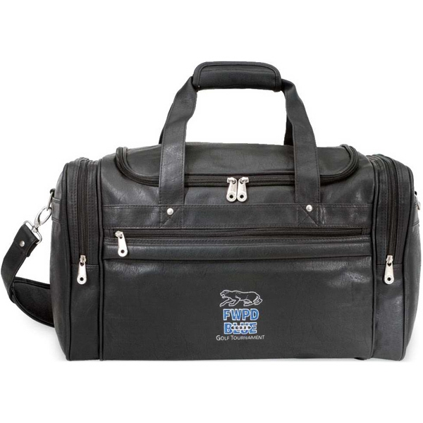 Runner - Sport/travel Duffel Bag With Two End Pockets Photo