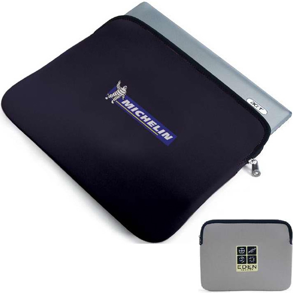 "Safeguard - Laptop Sleeve Made Of 3.5 Mm Neoprene. Fits Up To A 17"" Laptop Computer Photo"