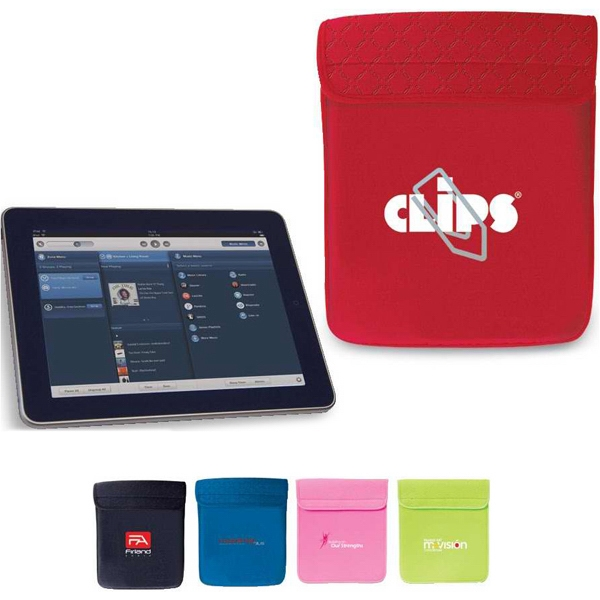 "Neo - Laptop Sleeve Made Of 3.5 Mm Neoprene. Holds A 11"" Notebook Computer. Closeout Photo"