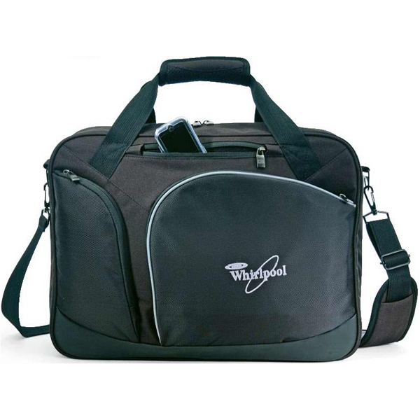 "Winner - Messenger Bag Made Of 600 And 1680 Denier Polyester. Holds An 18"" Laptop Photo"