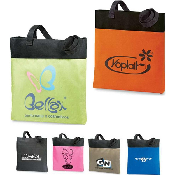 Tote Bag Made Of 600 Denier Polyester Photo