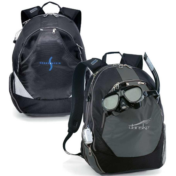 Escapade - All Around Sports Backpack With Adjustable Shoulder Straps Photo