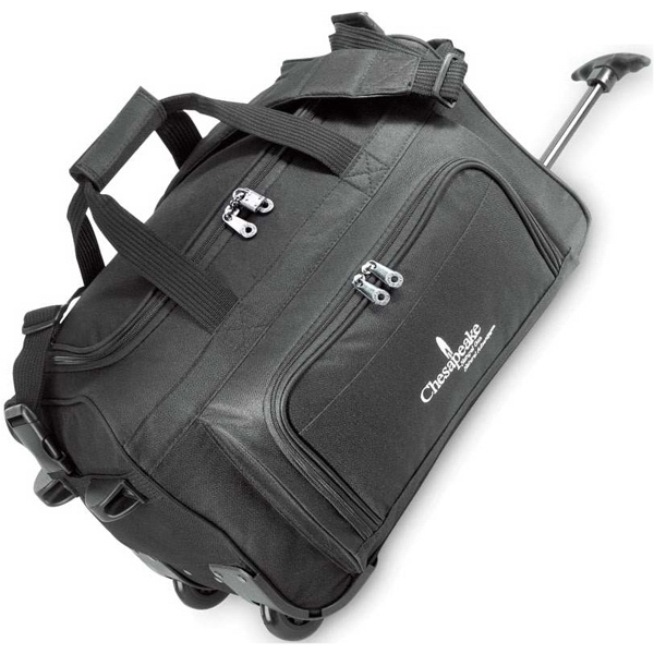 Vanguard - Rolling Duffel Bag With Hideaway Pull Handle And In-line Skate Wheels Photo