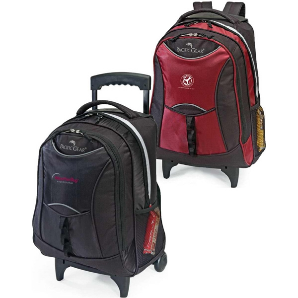 "Aerolite - Rolling Backpack With 39"" Telescopic Handle System Photo"