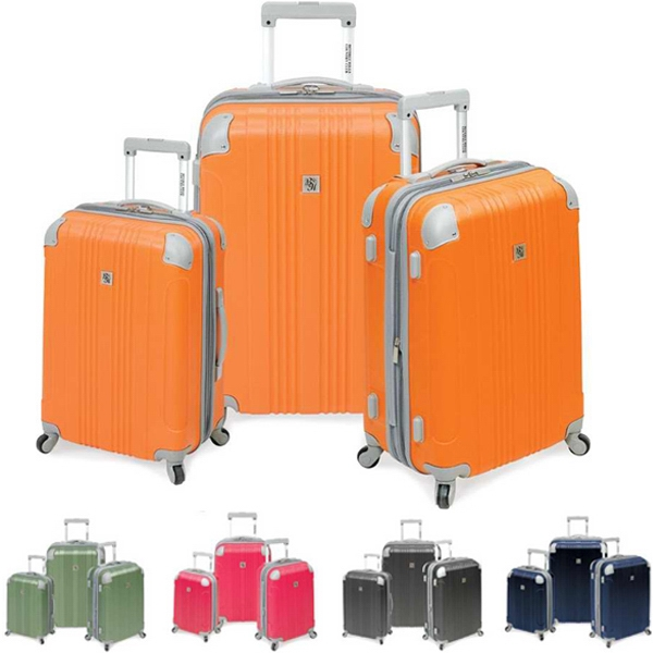 Malibu - 3 Piece Luggage Collection. Blank Photo