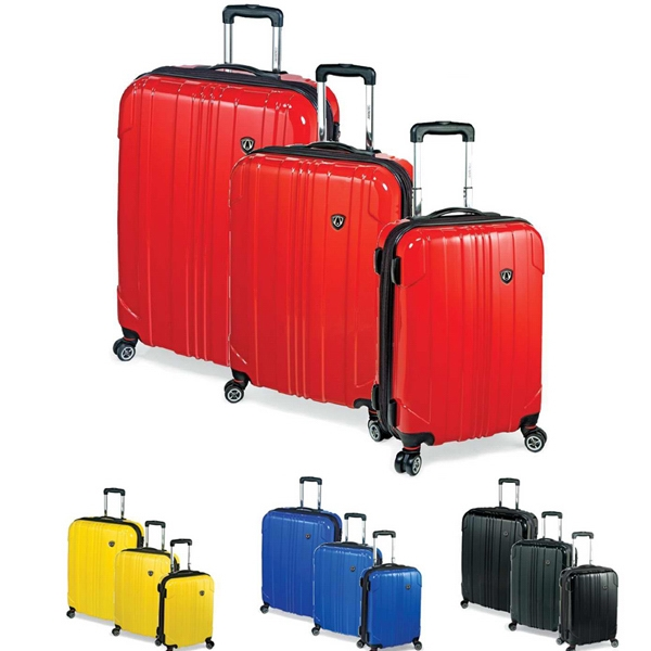 Sedona - 3 Piece Luggage Collection. Blank Photo