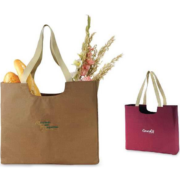 Merlot - Tote Bag Made Of 300 Denier Polyester. Closeout Photo