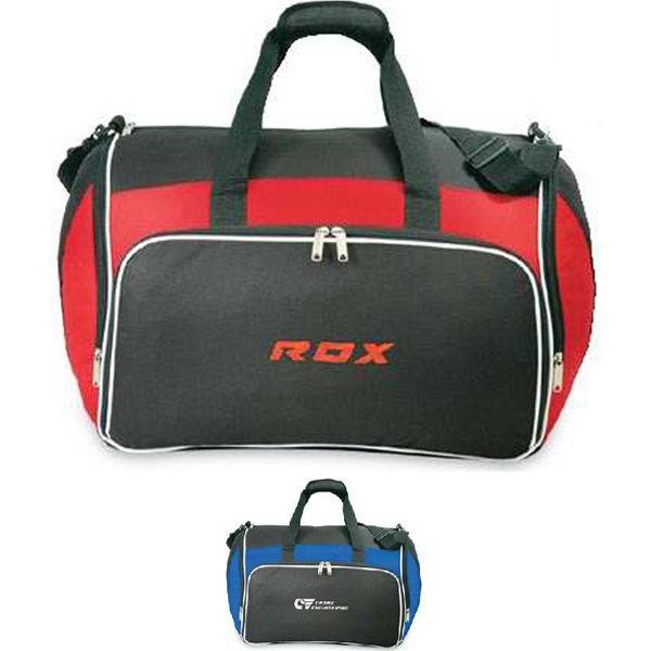 Blocker - Duffel Bag Made Of 600 Denier Polyester. Closeout Photo