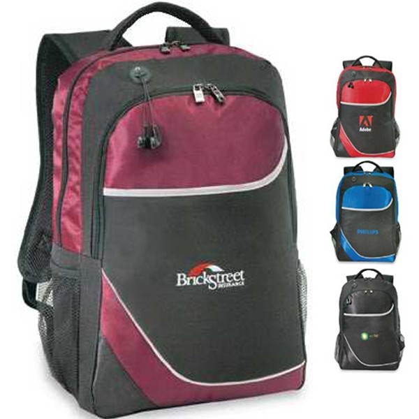 Saturn - Backpack Made Of 600 Denier Polyester/420 Denier Dobby. Closeout Photo