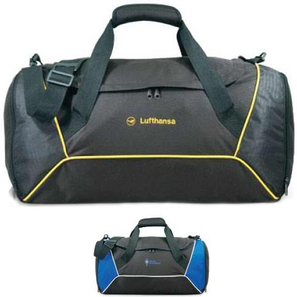Trainer - Duffel Bag Made Of 600 Denier Polyester/420 Denier Dobby Nylon. Closeout Photo