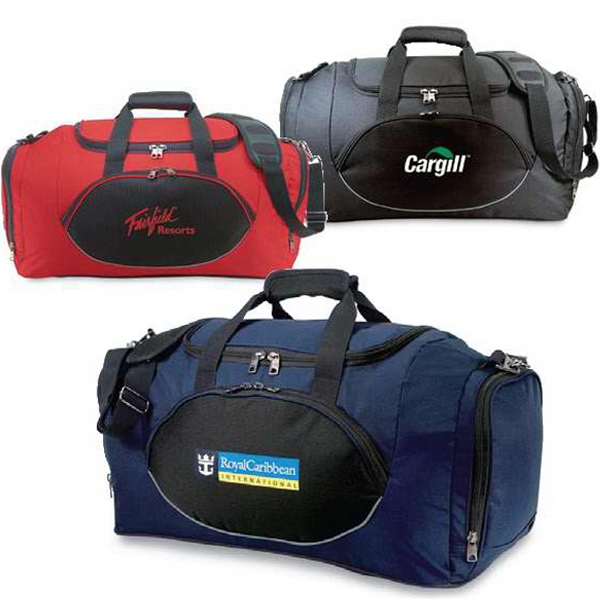 Mariner - Ripstop Polyester/polyester Duffel Bag. Closeout Photo