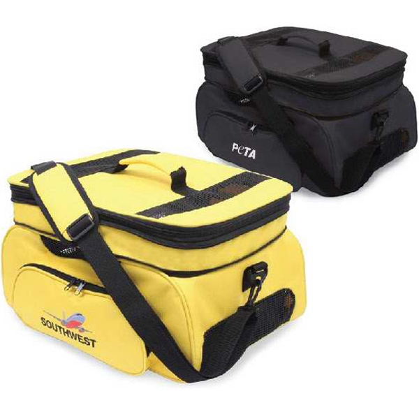 "Pet-2-go - Pet Carrier Made Of 600d Polyester, Expandable To 11"". Closeout Photo"