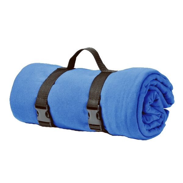 Blank Blanket Carry Strap Photo
