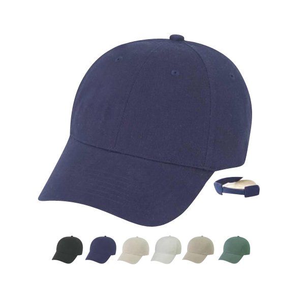 Eco-friendly Collection - Low Crown Constructed Recycled Cap Photo