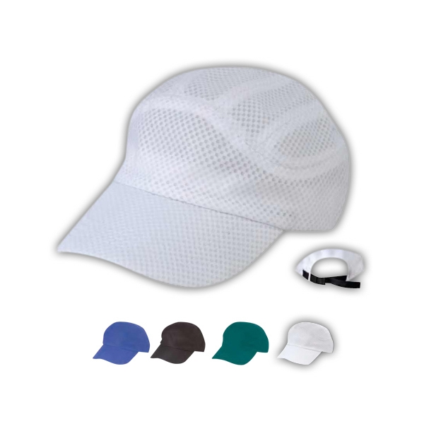 Low Crown Unconstructed Breathable Mesh Cap Photo