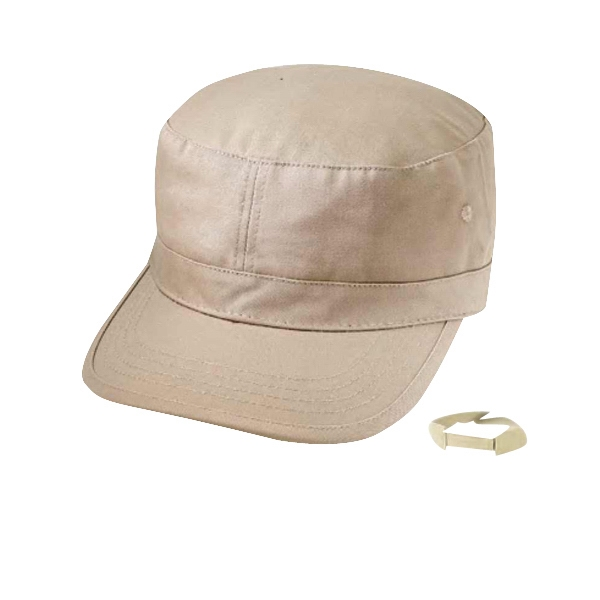 Army Cotton Cap, 100% Cotton Photo