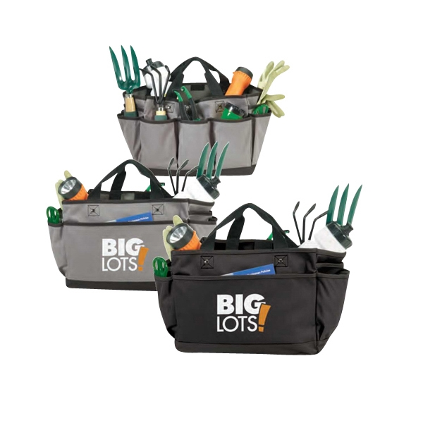 Deluxe Gardening Tote With Plenty Of Pockets For All Your Gardening Tools Photo