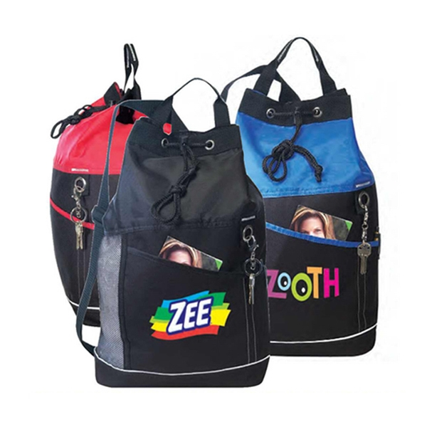Polyester Drawstring Mesh Bodypack Photo