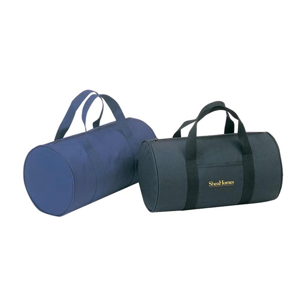 600 Denier Polyester Roll Bag With Heavy Vinyl Backing Photo