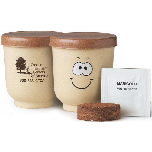 Goofy - Pot Set That Includes Eco-friendly Pot, Seed Packet And Soil Wafer Photo