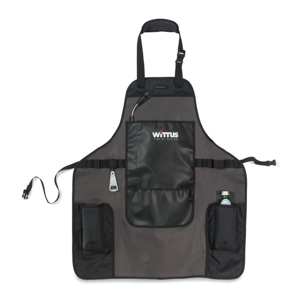 Brookstone (R) Ultimate Griller's Apron Kit