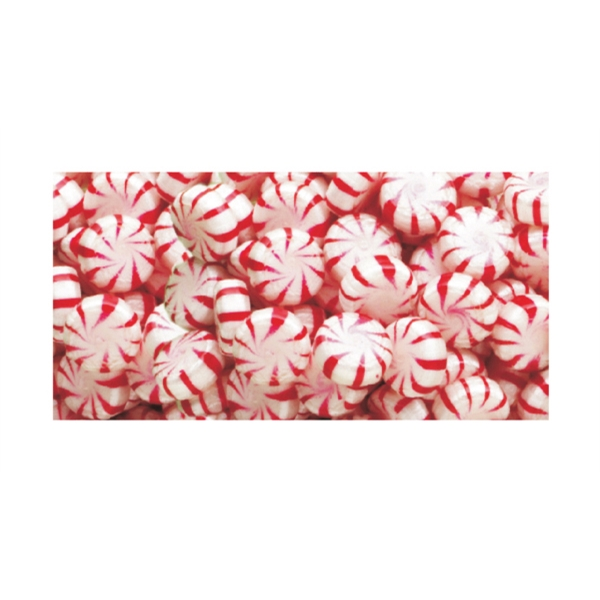 Starlite - Red Peppermints Star Hard Candy In Individual Customized Film Wrapper Photo