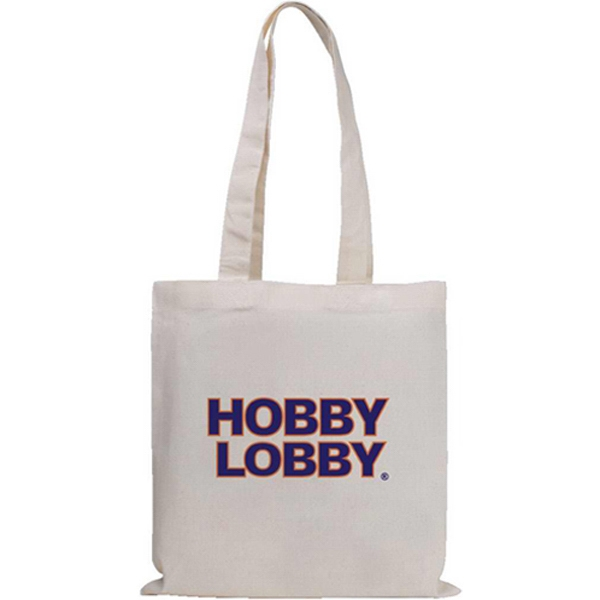 Natural Magazine Economy Tote