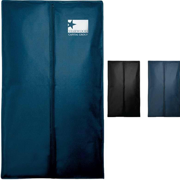Poly Pro - Garment Bag Made Of Non-woven Polypropylene With Full-length Zipper Photo