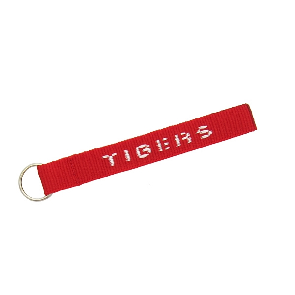 Classic - Zipper Pull Includes 1-color Woven Imprint Photo