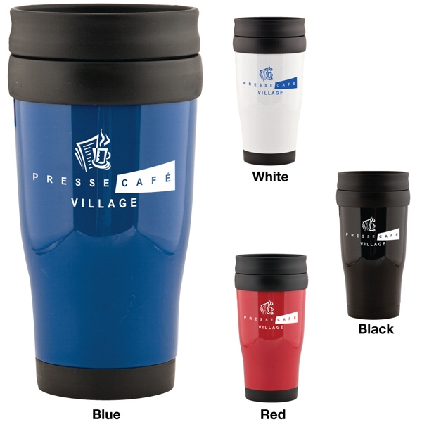 Cafe - Catalog 5-7 Day Production - 16 Oz High Gloss Tumbler Photo