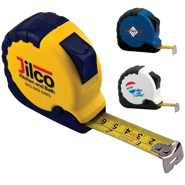 Catalog 5-7 Day Production - Tape Measure With Retractable 16' Metal Tape. Right Handed Design Photo