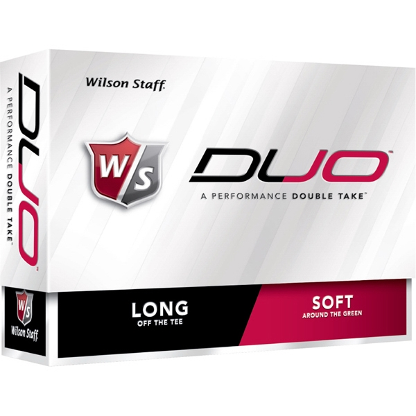 Wilson Staff (r) Duo - Catalog 3 Day Production - Perfect Golf Ball For Players Seeking A Soft Feeling Ball Photo