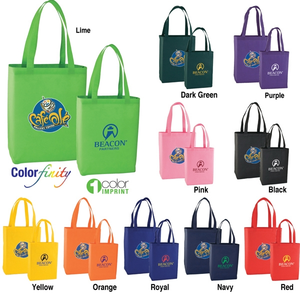 Eco Carry - Catalog 5-7 Day Production - Standard Market Bag With Large Bottom Gusset Photo