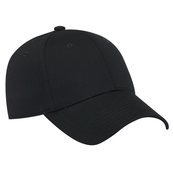 Uv Protected Superior Cotton Twill Low Profile Pro Style Cap. Blank Photo