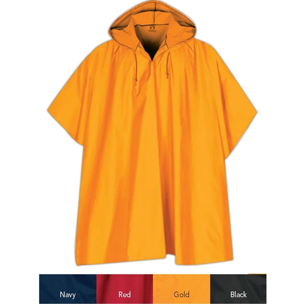 Stormtech (r) - Packable Rain Poncho. Blank Product Photo