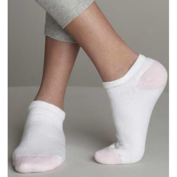 Gildan (r) - Ladies' Crew Socks. Blank Product Photo