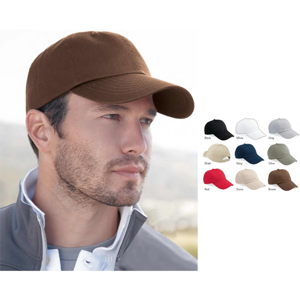 Mega Cap (tm) - Unstructured Pet Recycled Cap. Blank Product Photo
