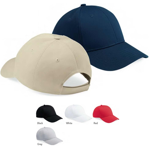 Mega Cap (tm) - Restructured Pet Recycled Cap. Blank Product Photo