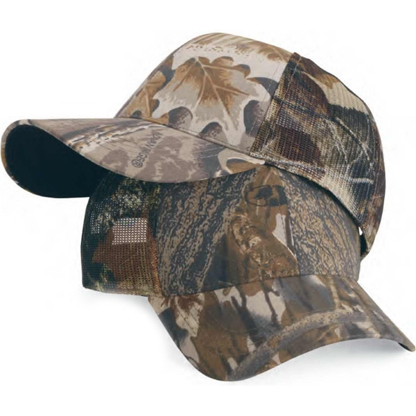 Outdoor Cap (r) - Camouflage Classic Mesh Back Cap. Blank Product Photo