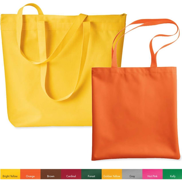 Liberty Bags (r) - Recycled Basic Tote. Blank Product Photo