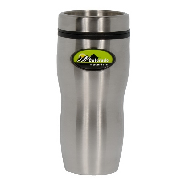 N-dome (tm) - 16oz Stainless Steel Tumbler Double Wall Insulated Photo