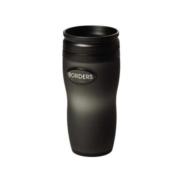 Soft Touch N-dome (tm) - Tumbler With 16 Oz. Capacity With Double Walled Construction. Luxurious Soft Finish Photo