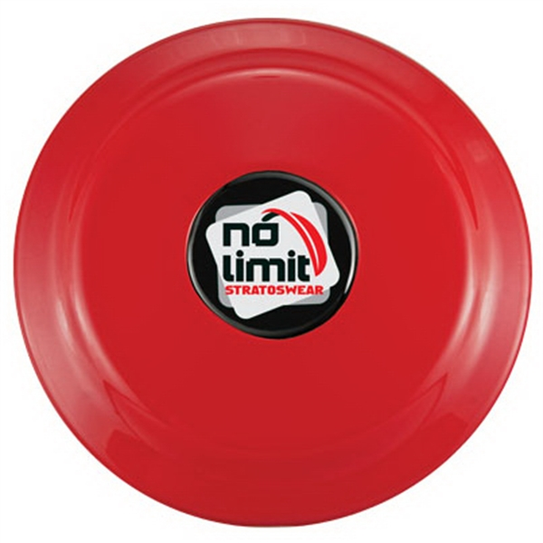 "N-dome (tm) - 9"" Flying Disc In Metallic Colors With N-dome (tm). Made In The U.s.a Photo"